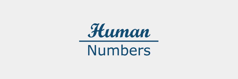 Human Numbers